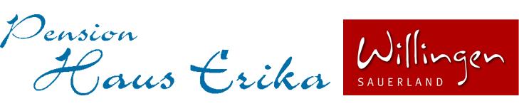 Haus Erika Willingen Logo