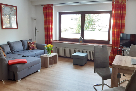 Schlafzimmer Haus Erika